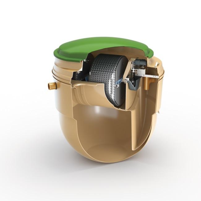 BioDisc Domestic Sewage Treatment