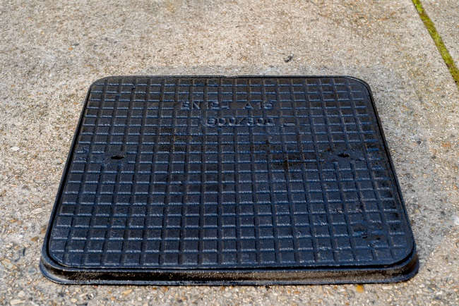 Cast Iron A15 Access Covers
