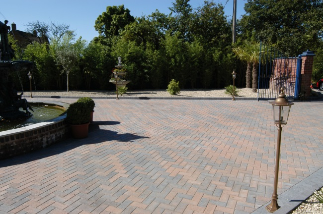Conventional Paving