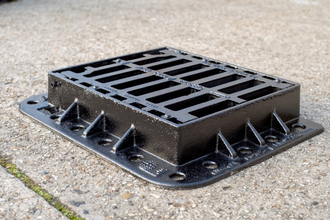 Ductile Iron C250 Gully Grating