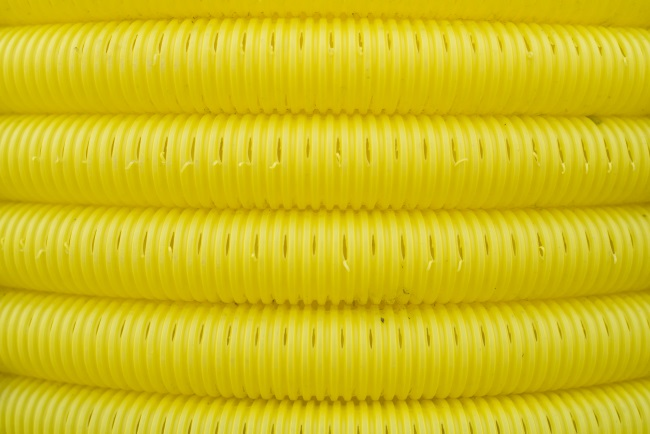 Gas Singlewall Corrugated Pipe Ducting