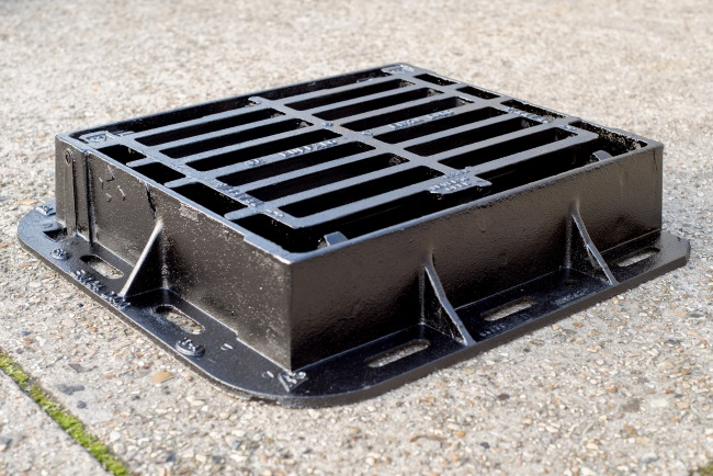 Gully Grating D400 HA104-09 Compliant