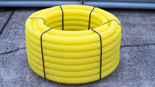 Landcoil Drainage Singlewall Ducting