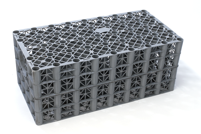 Polystorm Modular Cell System Stormwater Cell unit