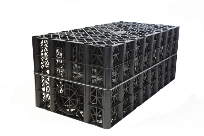 Polystorm-R Modular Cell System Stormwater Cell unit