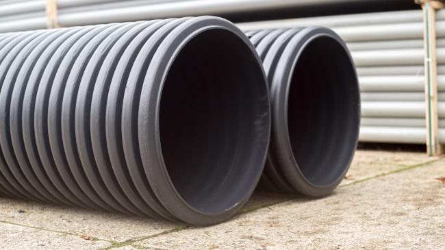 Twinwall Pipe Ducting
